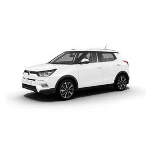 Wypożyczalnia samochodów SsangYong Korando