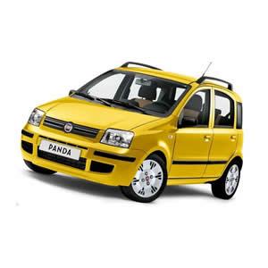 Wypożyczalnia samochodów Fiat Panda